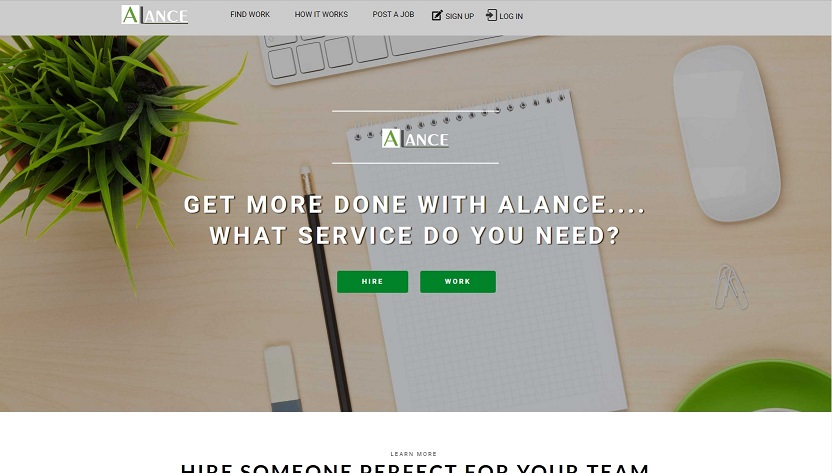 alance nigeria website