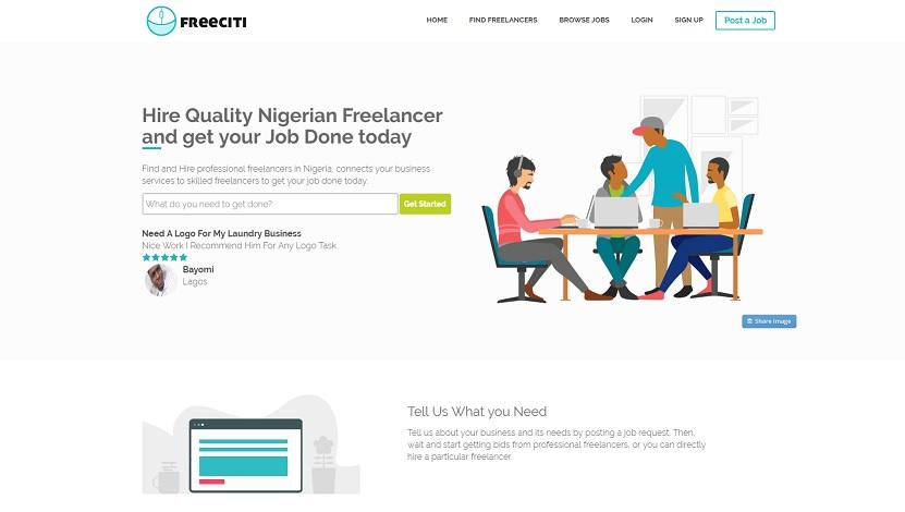 freeciti nigeria website