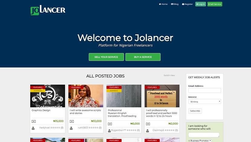 jolancer nigeria website