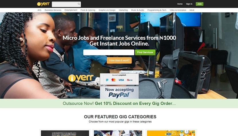 oyerr nigeria website