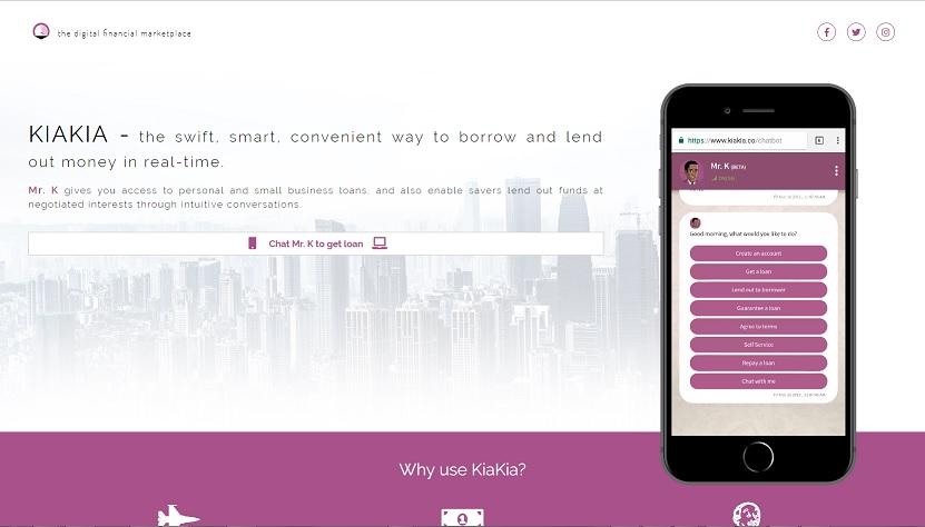 kiakia nigeria website