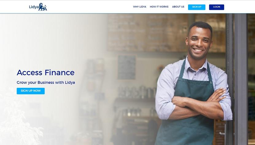 lidya nigeria website
