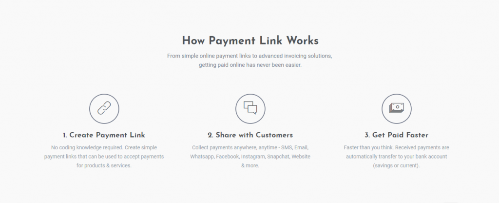 Introducing Payment Link - Share a link and get paid  - Blog