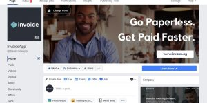 invoiceapp nigeria facebook page
