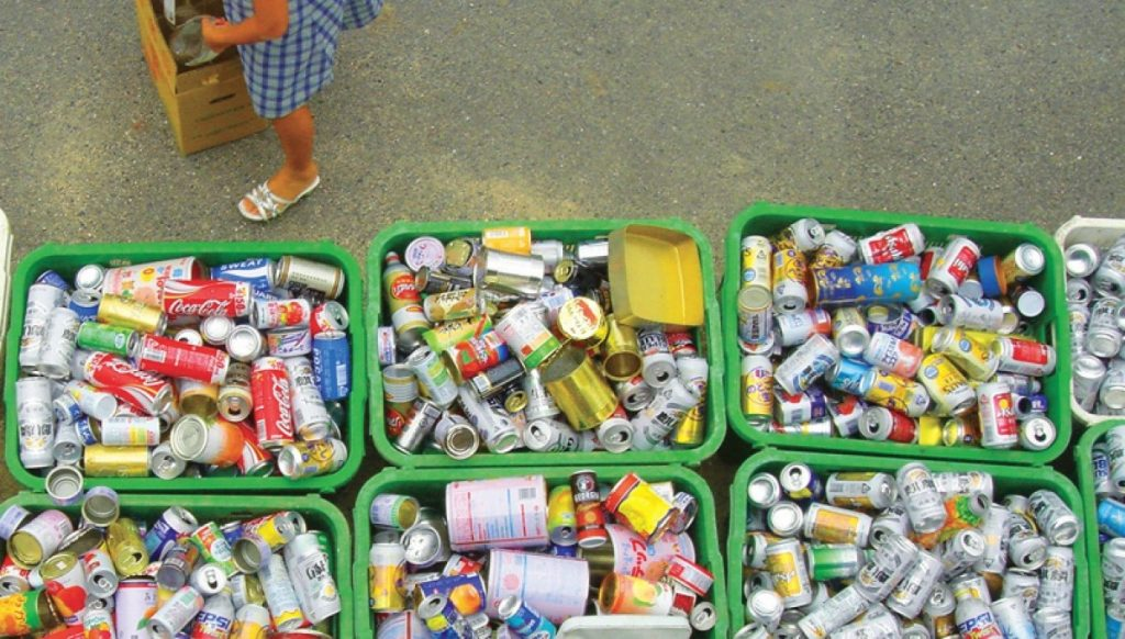 waste recycling in nigeria