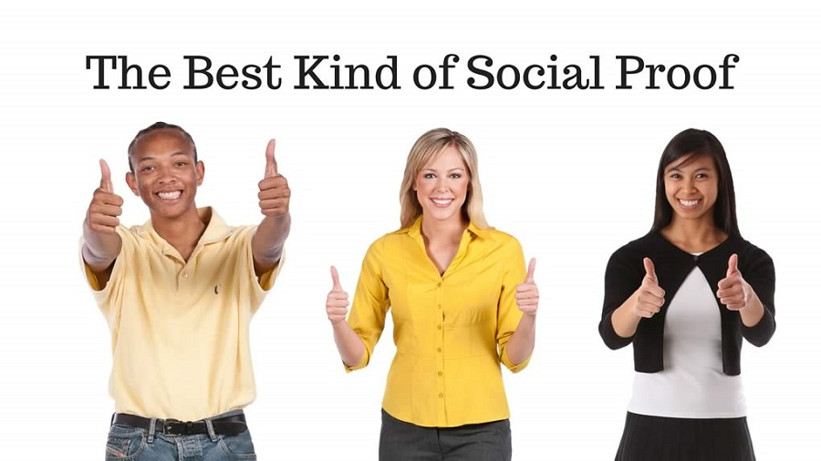 how to build social proof for your online business